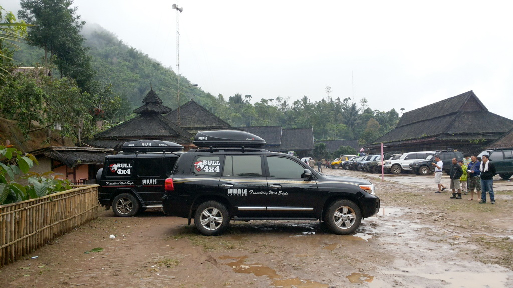 Roof Rack Thule Indonesia - 12.300 About Roof